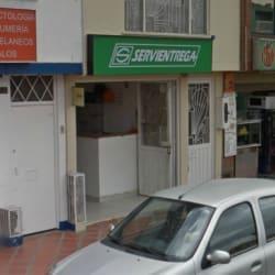 Servientrega Calle 57B en Bogotá