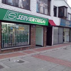 Servientrega Avenida 19 con 148 en Bogotá