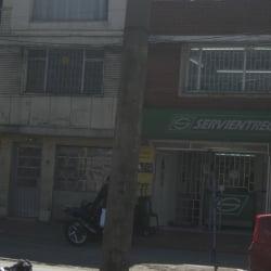 Servientrega Carrera 27 con 4 en Bogotá