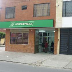 Servientrega Carrera 49 con 128 en Bogotá