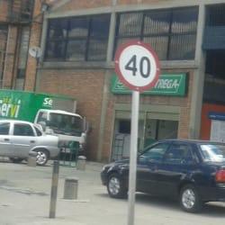 Servientrega Carrera 72 con 21 en Bogotá