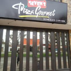 Seven's Pizza Gourmet en Bogotá
