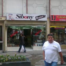 Sibony Outlet en Bogotá