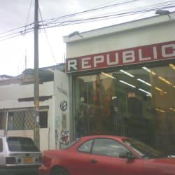 Republica Diagonal 71B en Bogotá