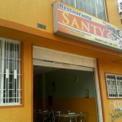 Restaurante Santi en Bogotá
