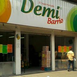 Supermercado Demi Barrio en Bogotá