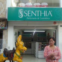 Senthia Carrera 56 con 4D en Bogotá