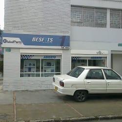 Besf1ts Global Parts en Bogotá