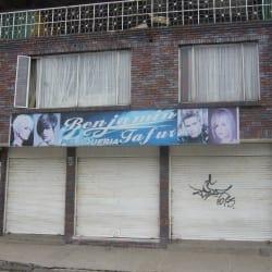 Benjamín Tafur Peluquería en Bogotá