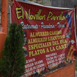 El Novillón Parrilla  en Bogotá