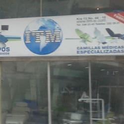 Equipos Odontológicos ITM en Bogotá
