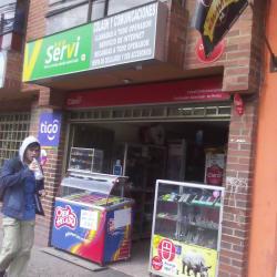 Red Servi Suba Villa Elisa en Bogotá