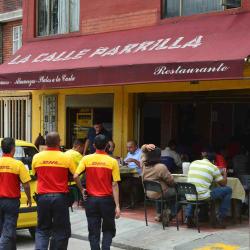 La Calle Parrilla en Bogotá
