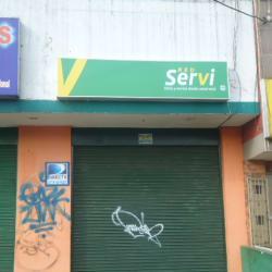 Red Servi en Bogotá