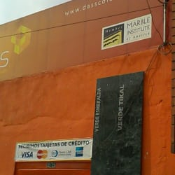 Dass Diego Alonso Stone Studio en Bogotá