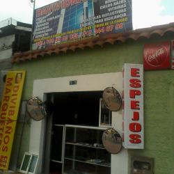 Davividrios y Espejos VR en Bogotá