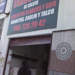 Carbonatos de Calcio en Bogotá