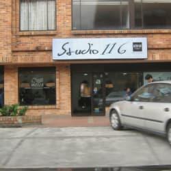 Studio 116 en Bogotá