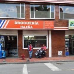 Droguería Isleña en Bogotá