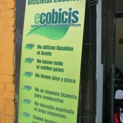Ecobicis Bicicletas Eléctricas en Bogotá