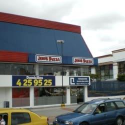 Jeno's Pizza Calle 116 en Bogotá