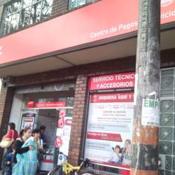 Claro 7 de Agosto (CPS) en Bogotá