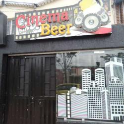 Cinema Beer en Bogotá