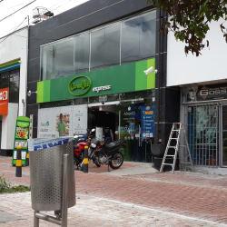 Carulla Express en Bogotá