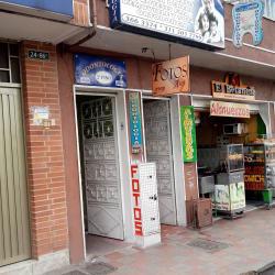 Dentsalud Carrera 21 con 24 en Bogotá