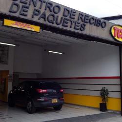 DHL Express en Bogotá