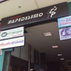 Inter Rapidísimo Carrera 38 con Calle 10 en Bogotá