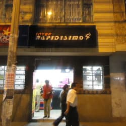 Inter Rapidísimo Carrera 56 con Calle 2A en Bogotá