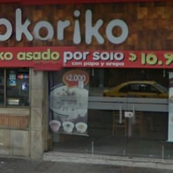 Kokoriko Santa Isabel en Bogotá
