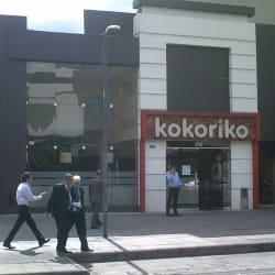 Kokoriko Calle 93 en Bogotá