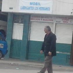 Mobil Lubricante Los Hermanos en Bogotá