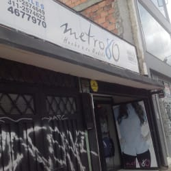 Metro 80 en Bogotá