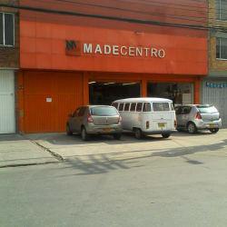 Madecentro Toberin en Bogotá