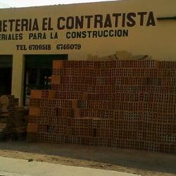 Ferreteria El Contratista en Bogotá