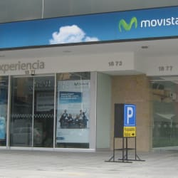 Movistar Calle 116 con Carrera  21 en Bogotá
