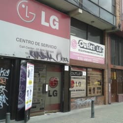 Outlet LG Centro de Servicios en Bogotá