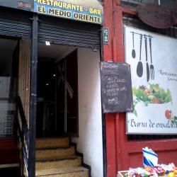 Restaurante Bar El Medio Oriente en Bogotá