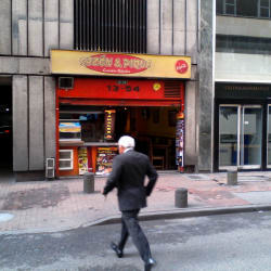 Sazón y Pique Comidas Rápidas en Bogotá