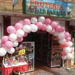 Frutería El Paraíso en Bogotá