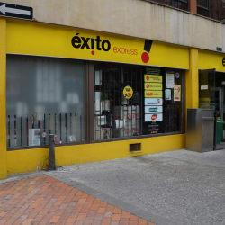 Cajero Bancolombia Éxito Express 3 en Bogotá