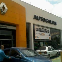 Autogalias en Bogotá