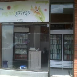 Yogurt Griego en Bogotá