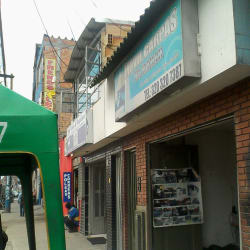 Movil Carpas El Radar en Bogotá