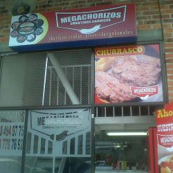 Megachorizos Carrera 7 en Bogotá