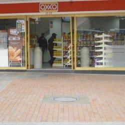 Oxxo Centro Internacional en Bogotá