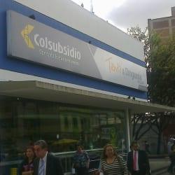 Droguerias Colsubsidio Calle 67 en Bogotá